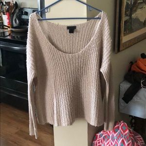 Sweaters - Tan Sweater